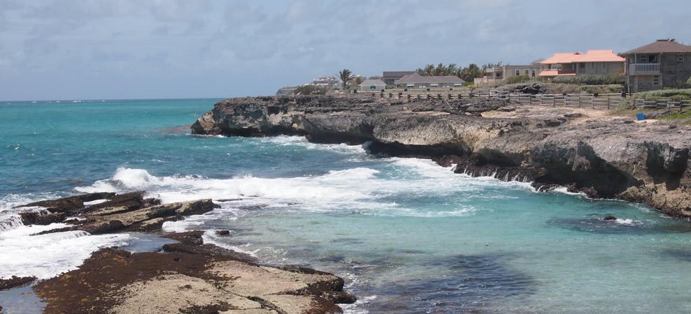 Shark Hole Barbados Sharks Hole Named Not For